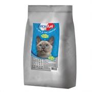MonAmi - Сухой корм для взрослых кошек (с мясом индейки)