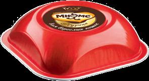 Мнямс - Консервы для взрослых кошек (нежные кусочки курочки и говядины в соусе) Деликатес
