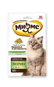 """Мнямс - Лакомство для кошек (хрустящие подушечки с курицей и сыром) """"Здоровье и активность"""""""