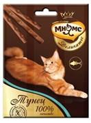 Мнямс - Лакомство для кошек (палочки  с тунцом) Деликатес