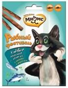"""Мнямс - Лакомство для кошек """"Рыбный фестиваль"""" (палочки с лососем и форелью)"""