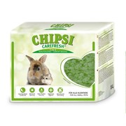 CareFresh - Бумажный наполнитель, зеленый FOREST GREEN