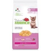 Trainer - Сухой корм для котят Natural Kitten