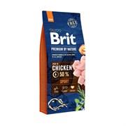 Brit - Сухой корм для активных собак всех пород Premium Sport