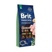 Brit - Сухой корм для молодых собак гигантских пород Premium Junior XL