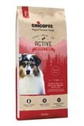 Chicopee - Сухой корм для взрослых активных собак всех пород (курица с рисом) CNL Active Chicken & Rice