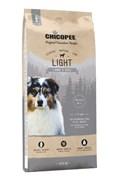 Chicopee - Сухой низкокалорийный корм для взрослых собак всех пород (ягненок с рисом) CNL Light Lamb & Rice