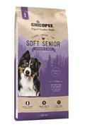 Chicopee - Полувлажный корм для пожилых собак всех пород (курица с рисом) CNL Soft Senior Chicken & Rice