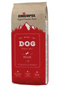 Chicopee - Сухой корм для взрослых активных собак всех пород (курица с рисом) PNL Dog Active