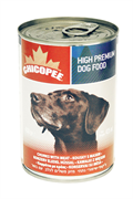 Chicopee - Консервы для собак (говядина в соусе) Dog Chunks with Meat