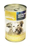 Chicopee - Консервы для собак (курица и индейка в соусе) Dog Chicken & Turkey
