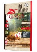 Genesis Pure Canada - Сухой корм для взрослых кошек (с уткой, перепелкой и курицей) My Wild Forest