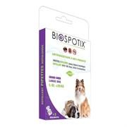 Biospotix - Капли от блох для собак крупных и гигантских пород весом от 20 до 50 кг (3 пипетки по 3 мл) XL Dog Spot on