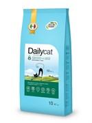 Dailycat - Сухой корм для взрослых домашних кошек (с курицей и рисом) Adult Indoor Chicken and Rice