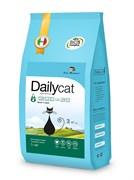 Dailycat - Сухой корм для пожилых кошек (с курицей и рисом) Senior Chicken and Rice