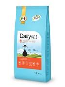 Dailycat - Сухой корм для пожилых кошек (с индейкой и рисом) Senior Turkey and Rice