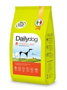 Dailydog - Сухой корм для взрослых собак мелких пород (с индейкой и рисом) Adult Small Breed Turkey and Rice