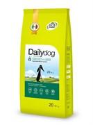 Dailydog - Сухой корм для щенков средних пород (с курицей и рисом) Puppy Medium Breed Chicken and Rice