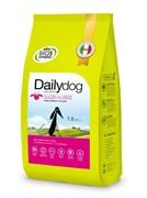 Dailydog - Сухой корм для щенков всех пород (с ягненком и рисом) Puppy All Breed Lamb and Rice