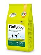 Dailydog - Сухой корм для взрослых собак мелких пород (с курицей и рисом) Adult Small Breed Chicken and Rice