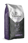 Canagan - Сухой корм для пожилых и стерилизованных кошек (с цыпленком и лососем) GF Light/Senior/Sterilised