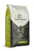 Canagan - Сухой корм для собак мелких пород (с цыпленком) GF Free-Run Chicken