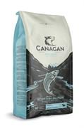 Canagan - Сухой корм для взрослых собак и щенков мелких пород (шотландский лосось) Small Breed