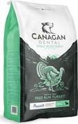 Canagan - Сухой корм для собак мелких пород для ухода за полостью рта (индейка) GF Dental