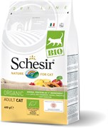 Schesir Bio - Cухой корм для кошек (домашняя птица)