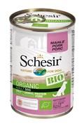 Schesir Bio - Консервы для собак (свинина)