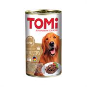 Tomi - Консервы для собак (3 вида птицы)