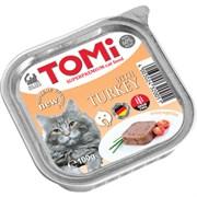 Tomi - Консервы для кошек (с индейкой)
