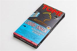 Tomi - Лакомство-соус для кошек 8шт х 15г (лосось) + инулин