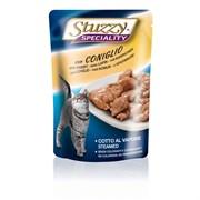 Stuzzy - Консервы для кошек (с кроликом) Speciality Cat