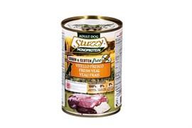 Stuzzy Monoprotein - Консервы для собак (телятина)