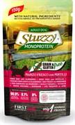 Stuzzy Monoprotein - Паучи для собак (свежая говядина с черникой)