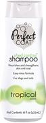 8in1 - Шампунь для собак против линьки (с тропическим ароматом) PC Shed Control