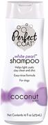 8in1 - Шампунь-кондиционер для собак, для светлых окрасов (с ароматом кокоса) PC White Pearl