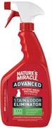 8in1 - Уничтожитель пятен и запахов от кошек (спрей) NM Advanced с усиленной формулой