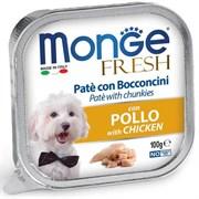 Monge - Консервы для собак (курица) Dog Fresh