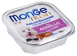 Monge - Консервы для собак (ягненок) Dog Fresh