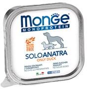 Monge - Консервы для собак (паштет из утки) Dog Monoproteico Solo