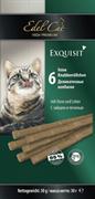Edel Cat - Лакомство для кошек (колбаски с зайцем и печенью)