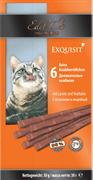 Edel Cat - Лакомство для кошек (колбаски с ягненком и индейкой)