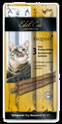 Edel Cat - Лакомство для кошек (колбаски с цыпленком и индейкой)