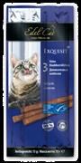 Edel Cat - Лакомство для кошек (колбаски с лососем)