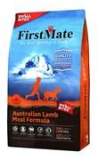 FirstMate - Сухой беззерновой корм для щенков и собак мелких пород (с ягненком) Australian Lamb Small Bites