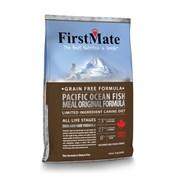FirstMate - Сухой беззерновой корм для собак всех пород (с рыбой) Pacific Ocean Fish Meal Original