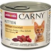 Animonda - Консервы для котят (мясной коктейль) CARNY Kitten