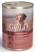 Nero Gold Super Premium - Консервы для собак (печень по-домашнему) Dog Adult Home Made Liver